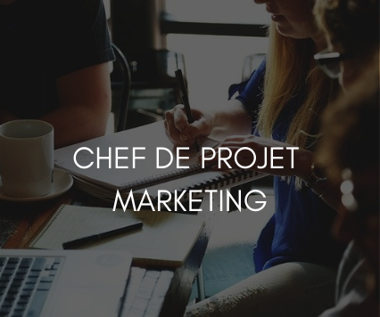 Chef de projet marketing