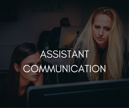assistant communication